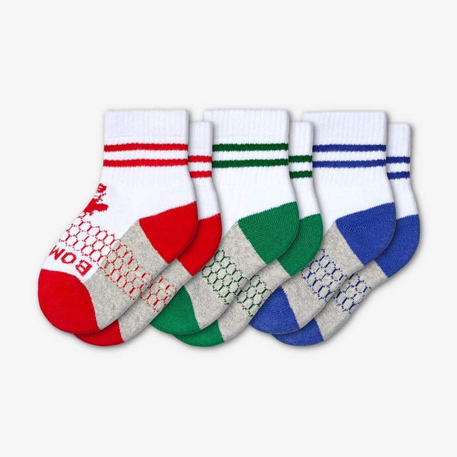 red-green-blue Toddler 3-Pack