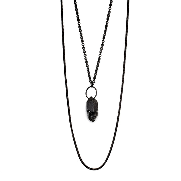 CLASSIC TWO-TIERED OUT OF THE DARKNESS NECKLACE