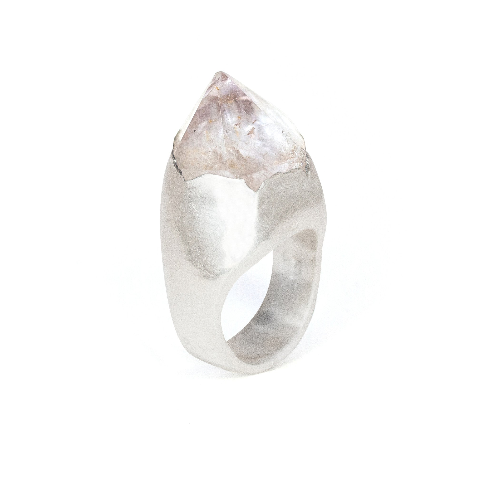 GRAND QUARTZ SIGNATURE SOLITAIRE