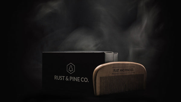 Rust and Pine Co. Beard Comb