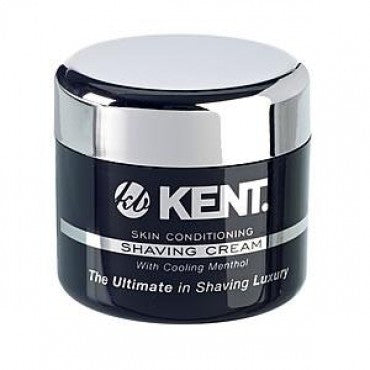 Kent Shaving Cream, Tub - The Shaving Kit