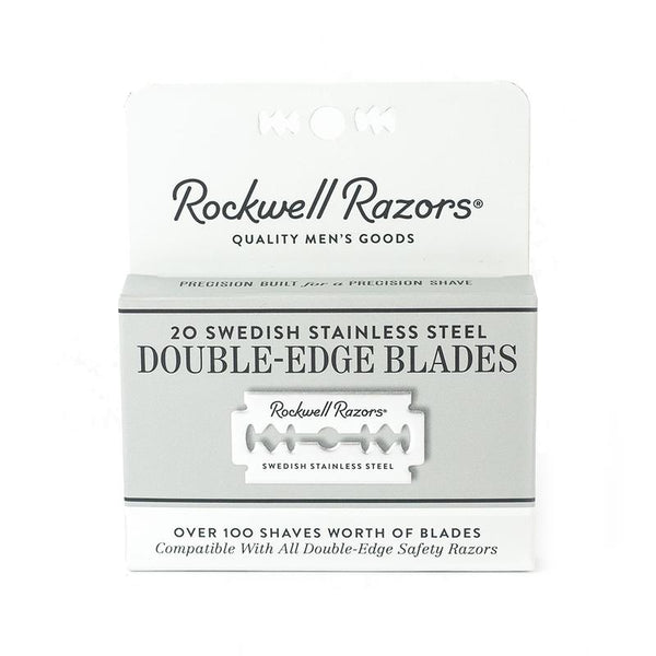 OCKWELL RAZOR BLADES - PACKAGE OF 20 BLADES