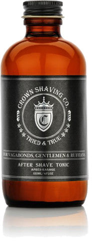 Crown Shaving, Aftershave Tonic - The Shaving Kit