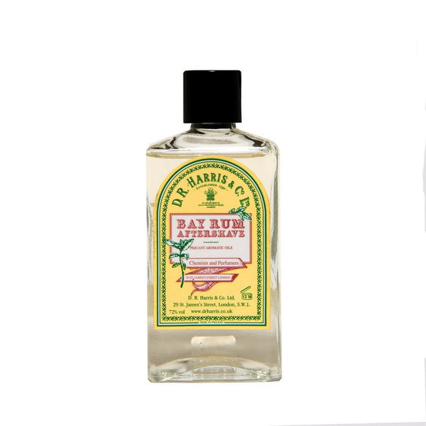 D.R. Harris Bay Rum Aftershave - The Shaving Kit