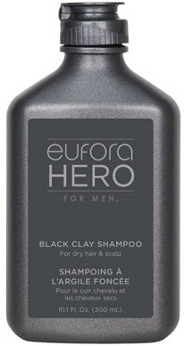Eufora Hero Black Clay Shampoo