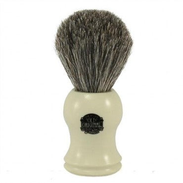 Progress Vulfix Pure Badger Shaving Brush, Cream Handle - The Shaving Kit