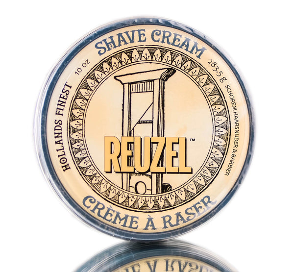 Reuzel: Shaving Cream - 10oz