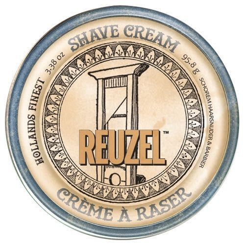 Reuzel: Shaving Cream - 3.38oz