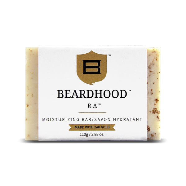 Beardhood RA Moisturizing Bar - The Shaving Kit