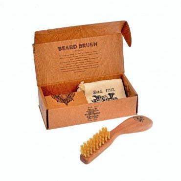 Kent Wooden Beard Brush - The Shaving Kit