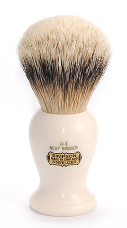 Simpsons Shaving Brush - Harvard H4 Best Badger