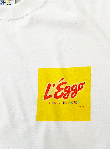 L'Eggo Travel The World