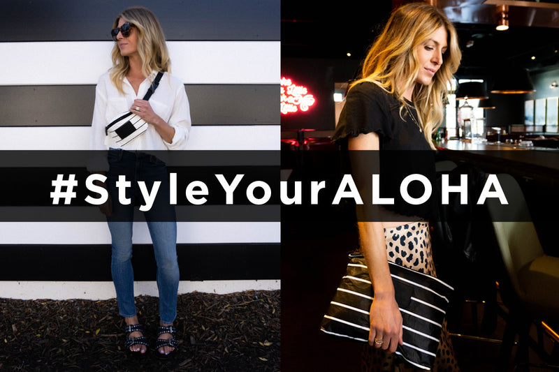 #StyleYourALOHA: Day to Night