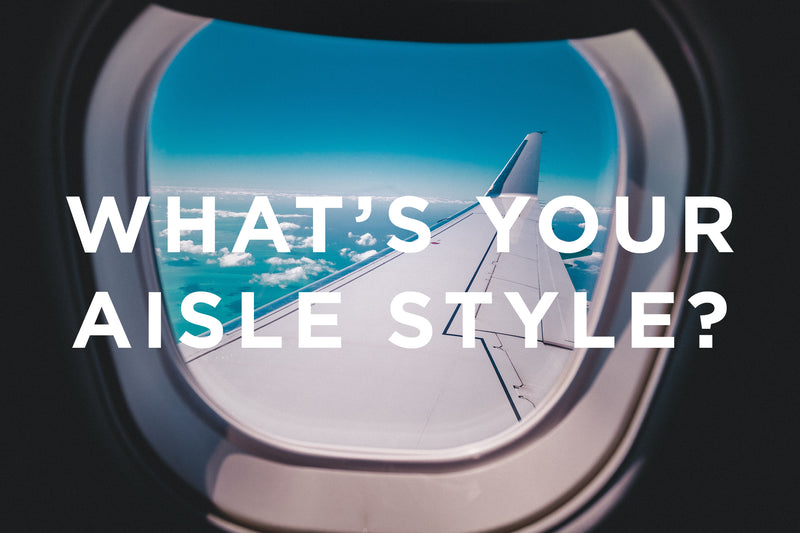 What's Your Aisle Style?