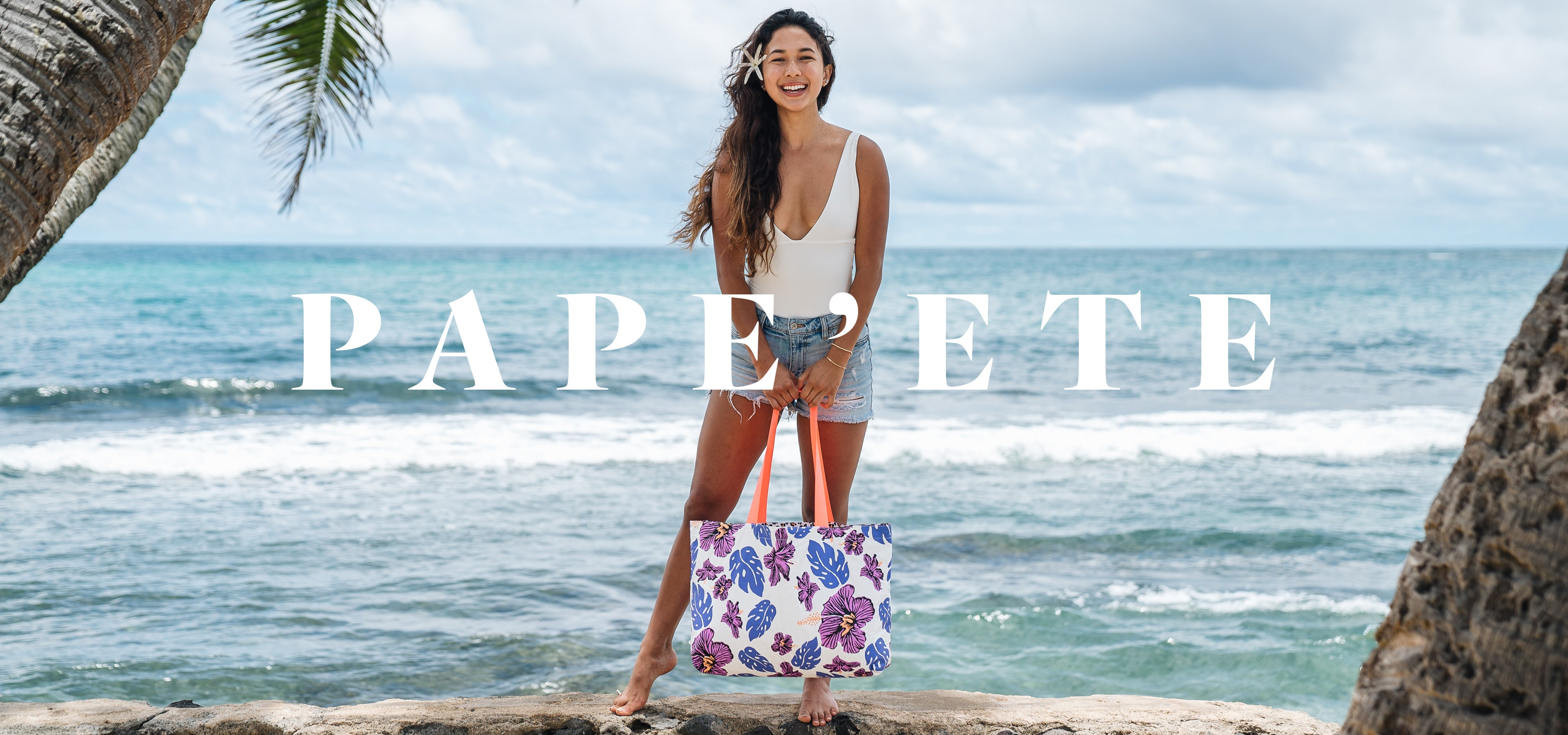Aloha Collection Pape'ete + Leopard Cub