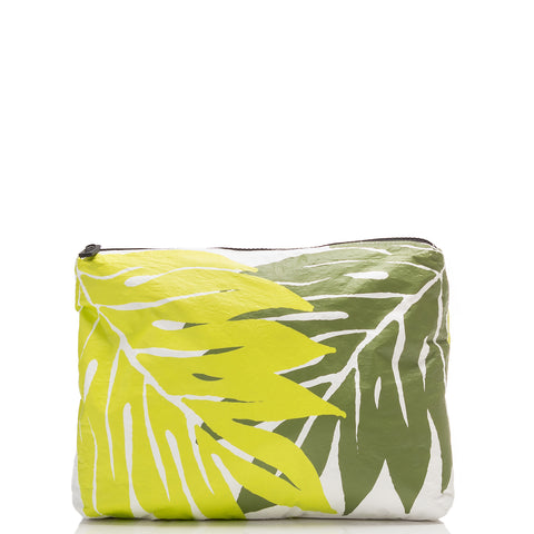 Birds in Paradise Zipper Tote