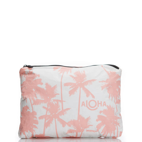 small Coco Palms, cotton candy print