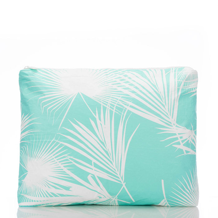 MAX Day Palms Pouch in Pool