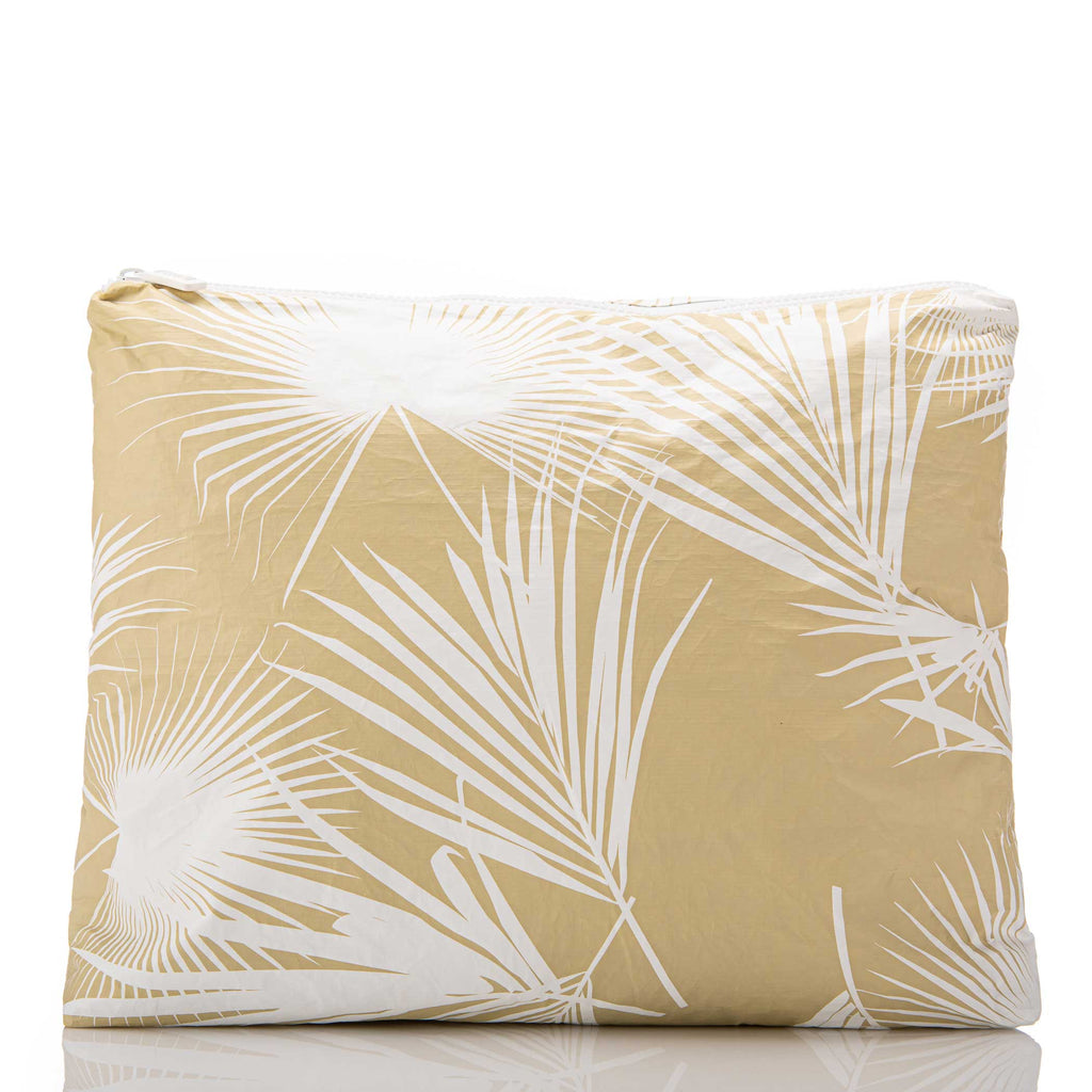 MAX Day Palms Pouch in Sand