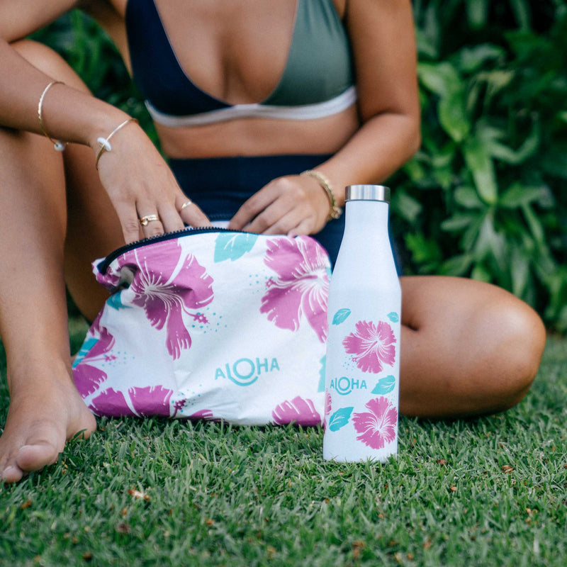 ALOHA x MIZU Travel Set