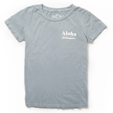 ALOHA Flight Club Vintage Tee