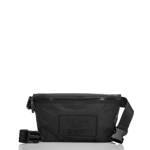 Black Mini Hip Pack