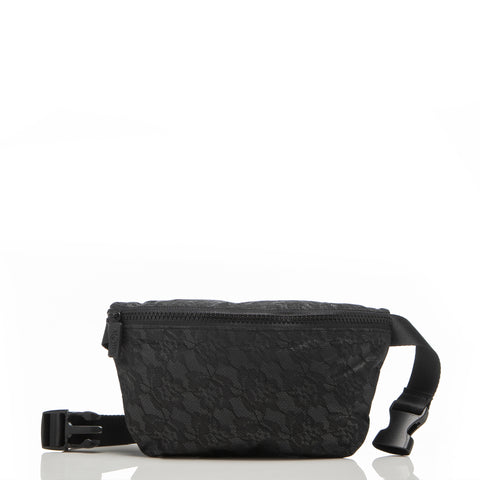 Lace Noir Mini Hip Pack