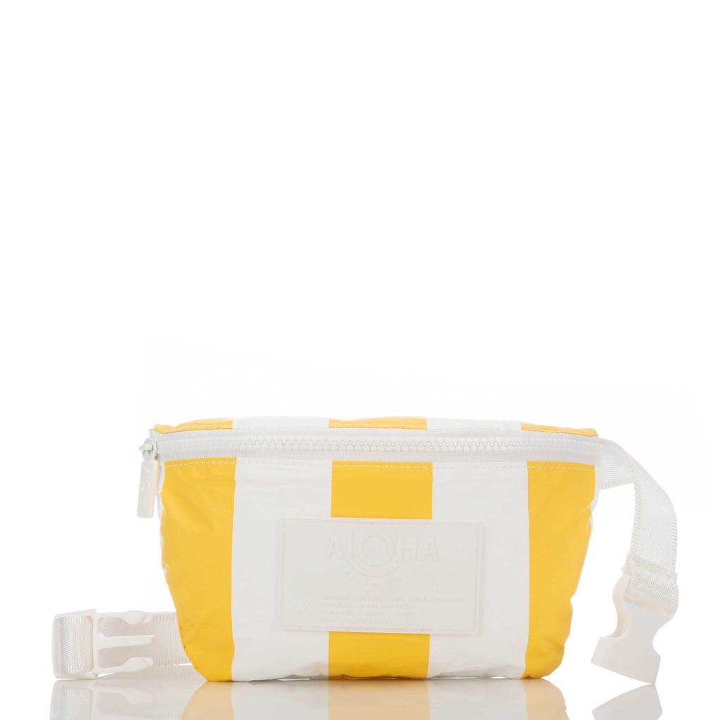 Riviera Mini Hip Pack in Citrus