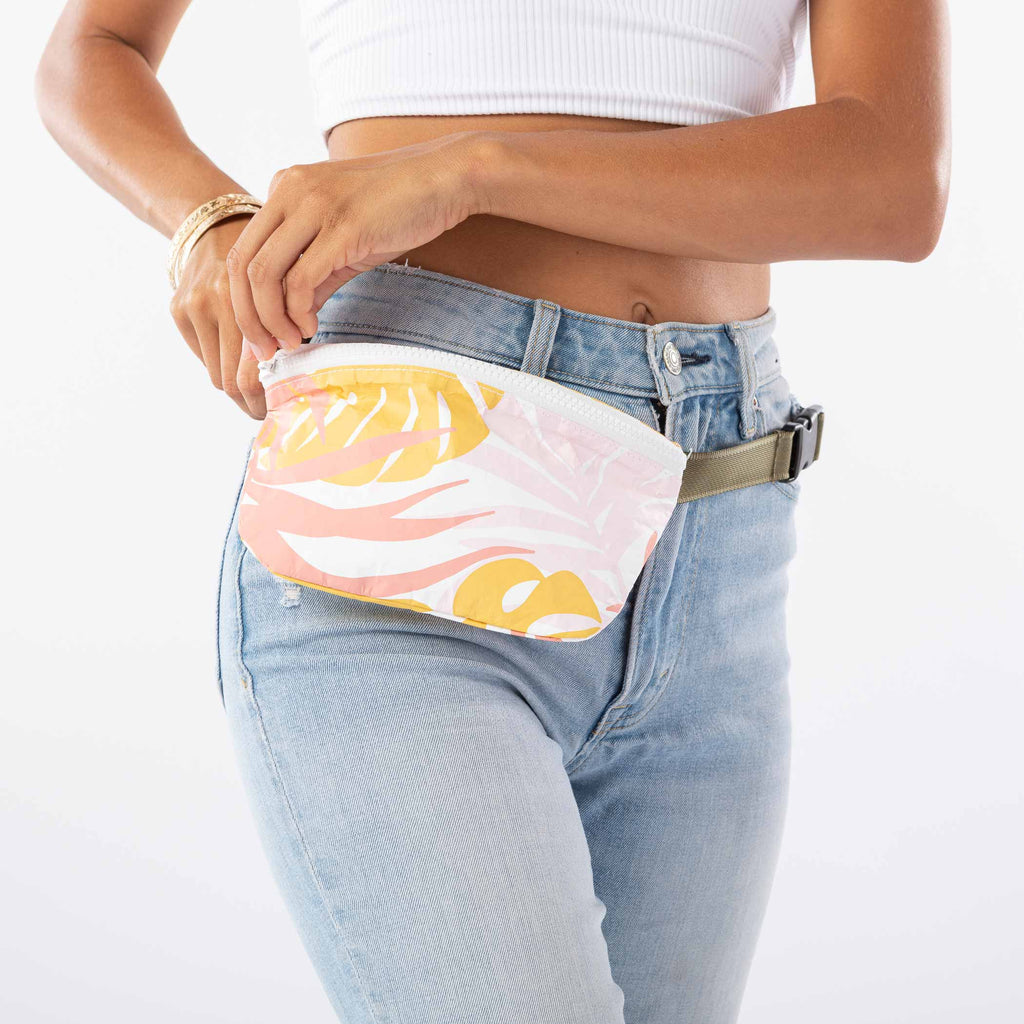 Tropics Mini Hip Pack in Starburst