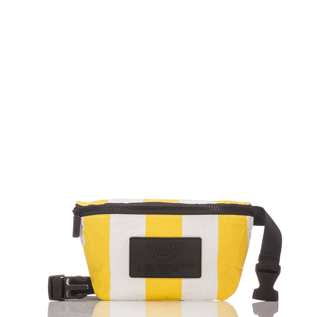 Riviera Mini Hip Pack in Canary