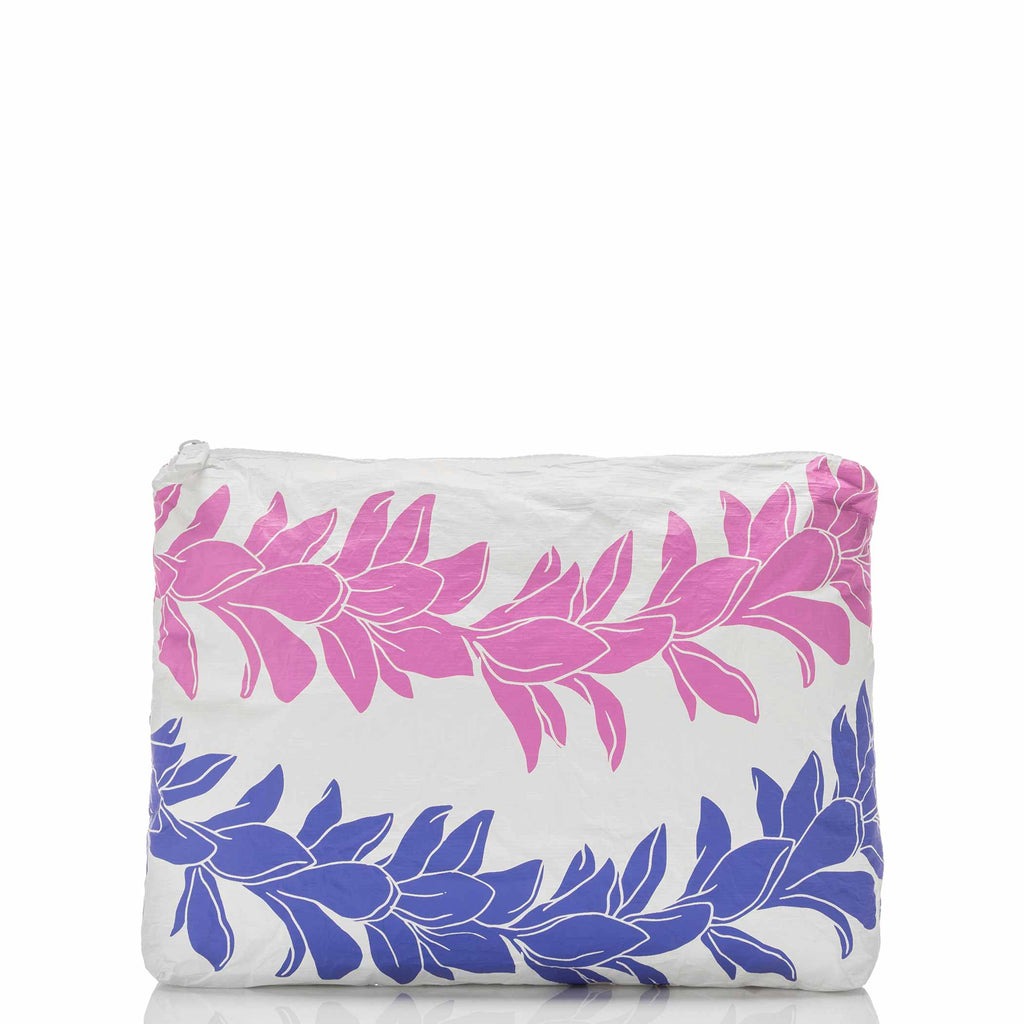 Mid Lei Lei Pouch in Orchid