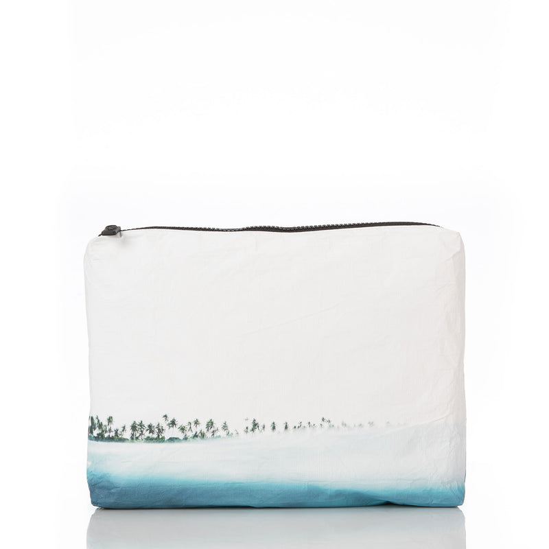 Small Jack Johnson x ALOHA Surfing Wave Pouch