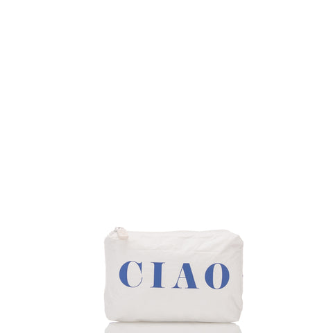 Mini Ciao Pouch in Royal