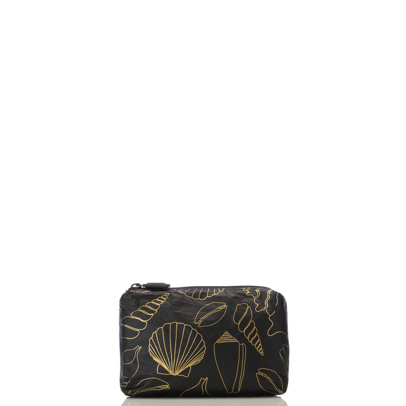 Mini Black Seashore Pouch