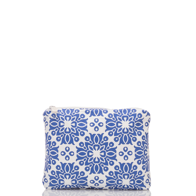 Small Capri Pouch in Royal