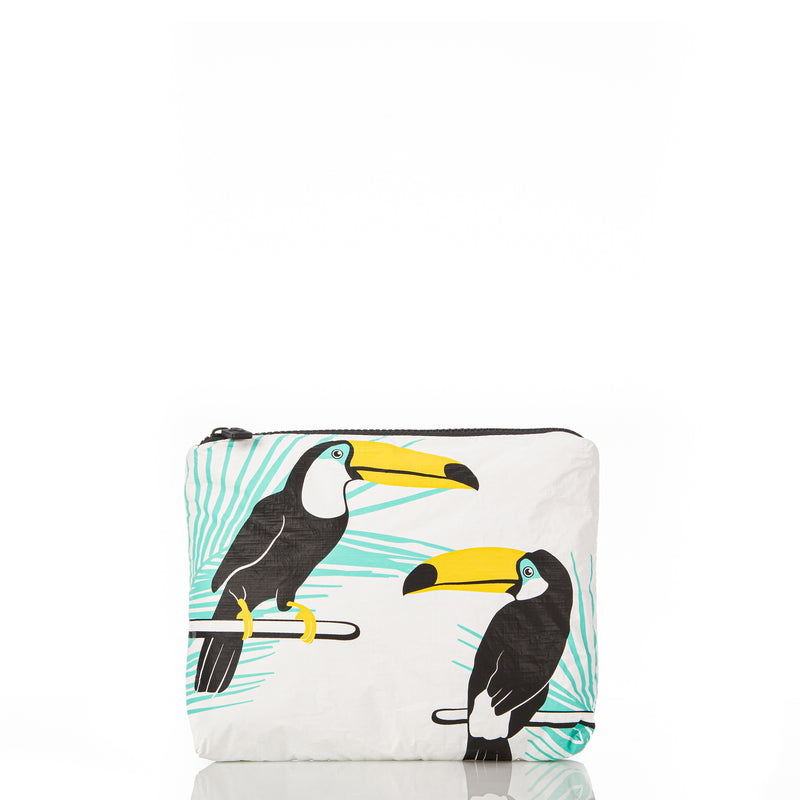 Small Toucans Pouch