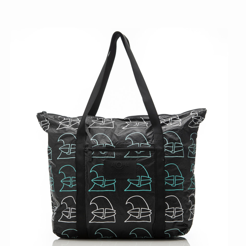 Jack Johnson x ALOHA Zipper Tote