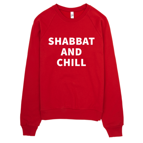 PRE ORDER Shabbat And Chill Sweater