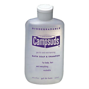 Campsuds Biodegradable Bath Soap & Shampoo