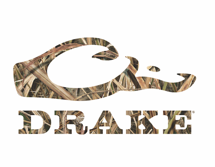 Drake Logo Decal