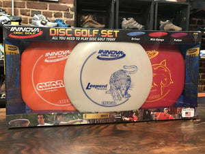 Innova Disc DX Disc Set - 3
