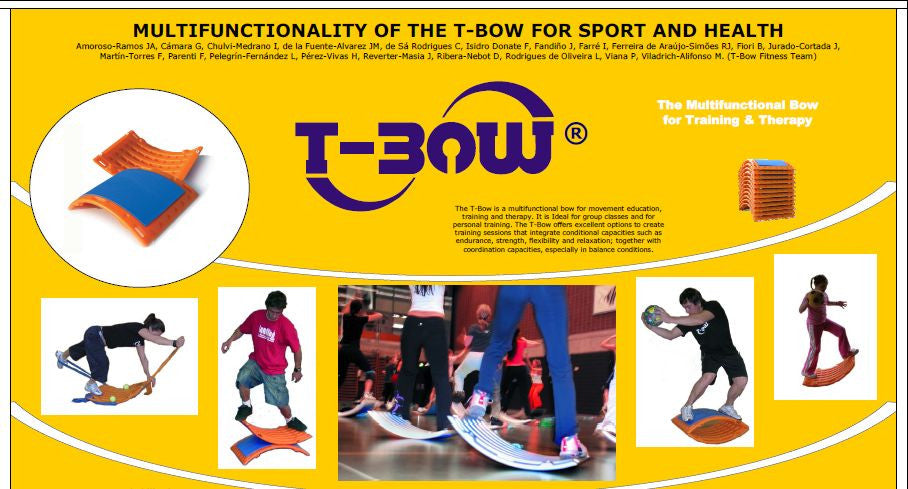 Multifunctionality of the T-BOW® for Sport and Health