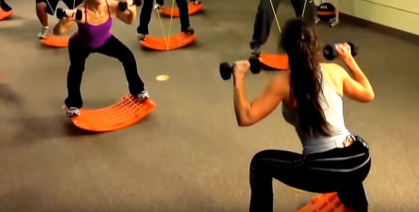 Salud-Fitness con T-BOW®