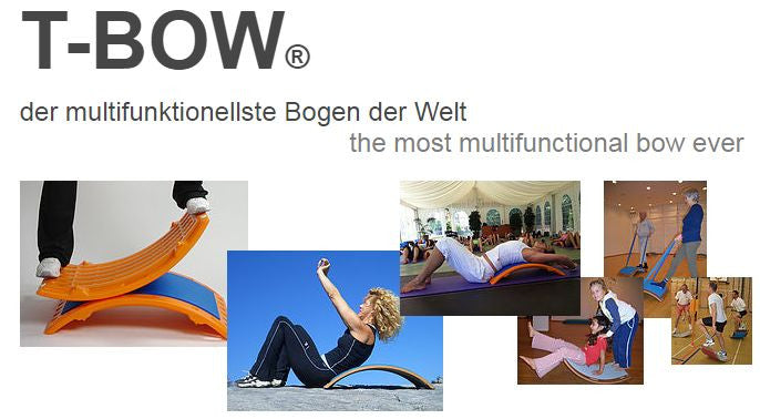Entrenamiento con T-BOW® · Types of Training