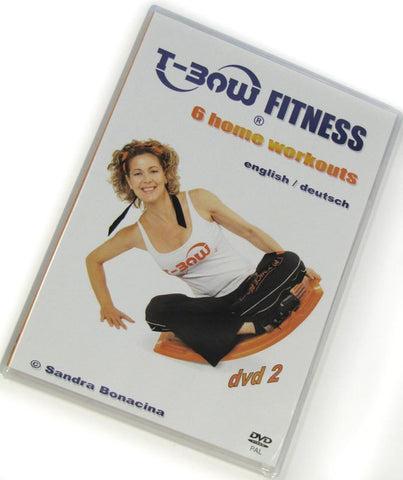 DVD T-BOW® Fitness