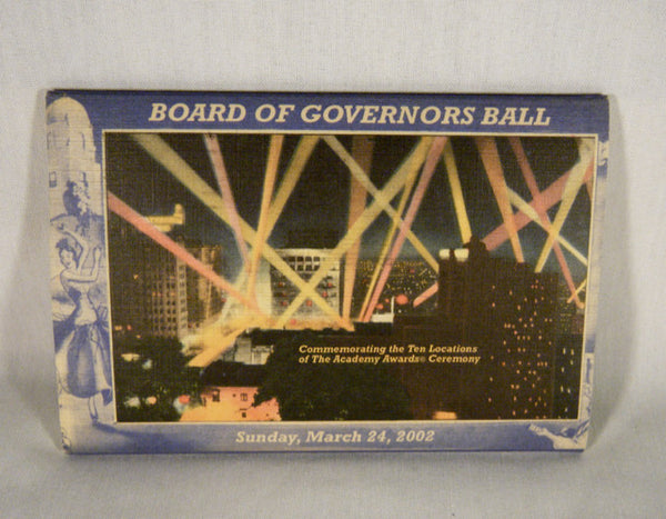 74th Academy Awards Governor's Ball Invitation Postcard Set