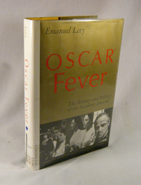 """Oscar Fever: The History and Politics of the Academy Awards"" Book (HC)"