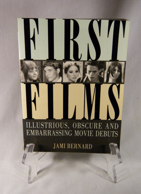 """First Films"" Book (SC)"