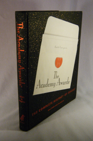 """The Academy Awards: And the Oscar Goes To... The Complete History of the Oscar"" Book (HC)"