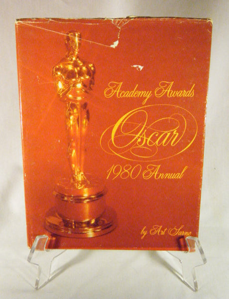 """1980 Academy Awards Oscar Annual"" Book (HC)"